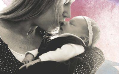 manchas de acuarela y amor PROMOCIÓN DÍA DE LA MADRE