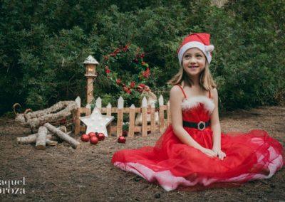 la Navidad de Zoe