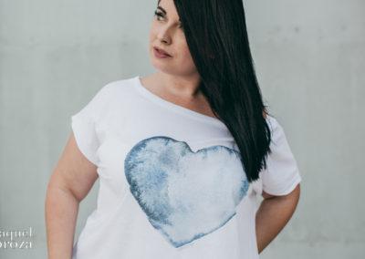 modelo curvy /// Adriana